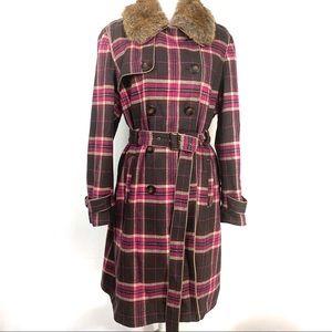 Liz Claiborne Pea Coat Sz XL